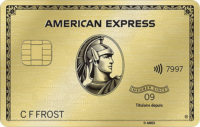 carte or avec primes american express