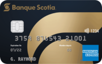 Scotiabank AMEX Gold FR