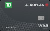 Td Visa Infinite Aeroplan New