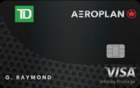 Td Visa Infinite Priviege Aeroplan New